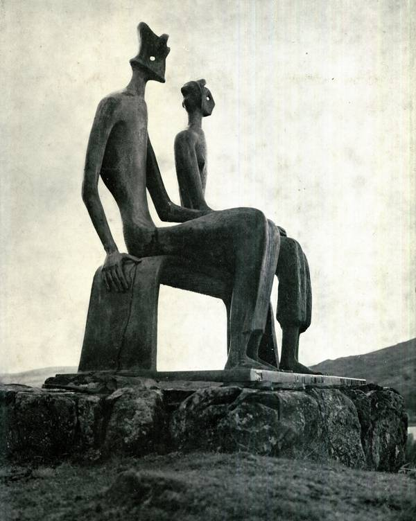 Ionel Jianu - Henry Moore