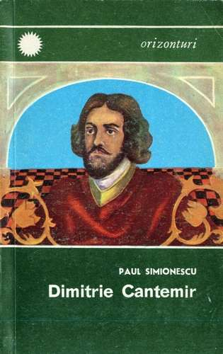 Paul Siminonescu - Dimitrie Cantemir