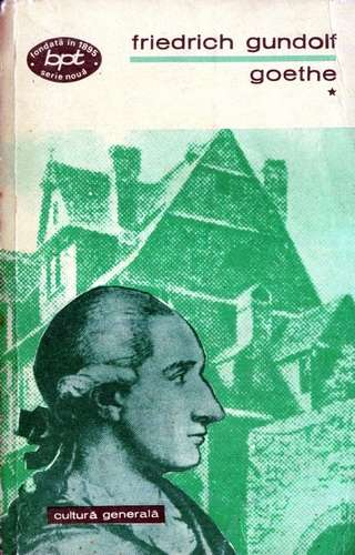 Friedrich Gundolf - Goethe (vol. 1)