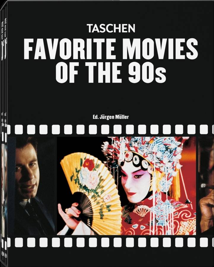Jurgen Muller - Favorite Movies of the 90s (2 volume)
