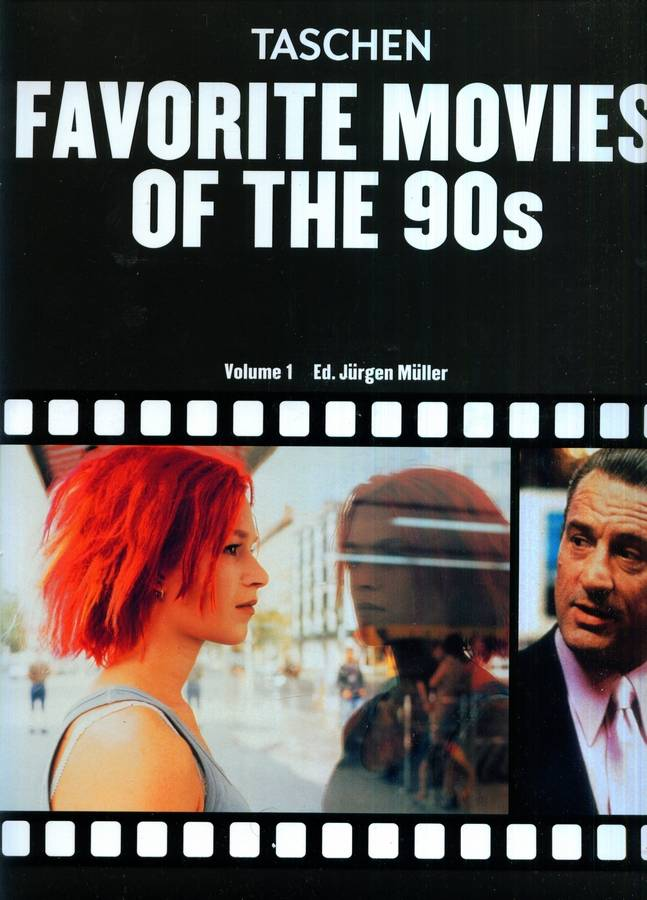 Jurgen Muller - Favorite Movies of the 90s (vol. 1)