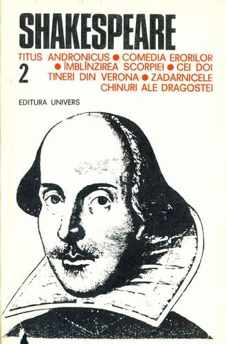 William Shakespeare - Opere, vol. 2