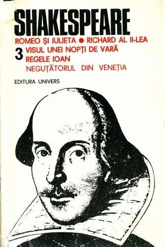 William Shakespeare - Opere, vol. 3