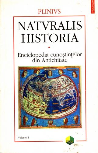 Plinius - Naturalis historia (vol. 1)