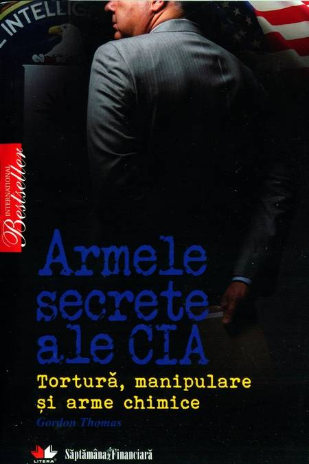 Gordon Thomas - Armele secrete ale CIA