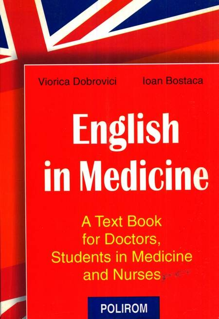 Viorica Dobrovici - English in Medicine