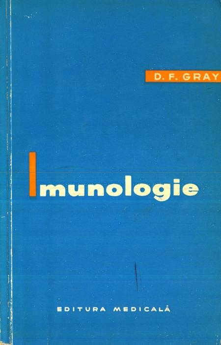 D.F. Gray - Imunologie