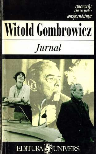 Witold Gombrowicz - Jurnal
