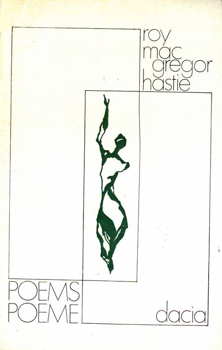 Roy MacGregor Hastie - Poems/Poeme