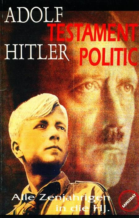 Adolf Hitler - Testament politic
