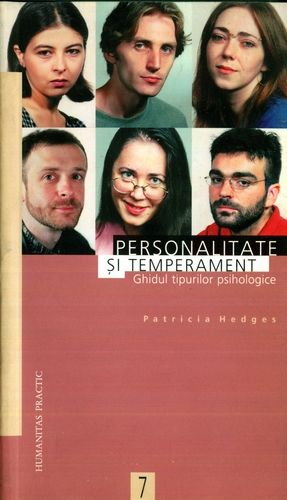 Patricia Hedges - Personalitate şi temperament