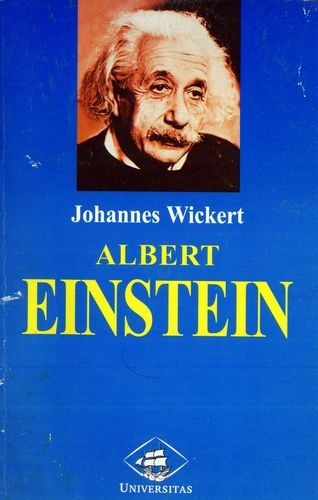 Johannes Wickert - Albert Einstein