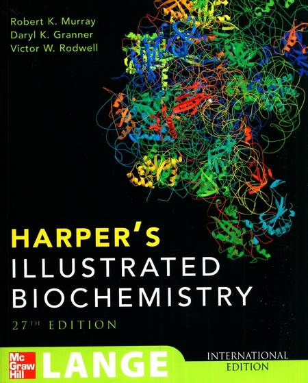 Robert Murray - Harper's Illustrated Biochemistry - 27th Edition