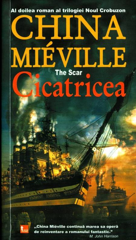 China Mieville - Cicatricea