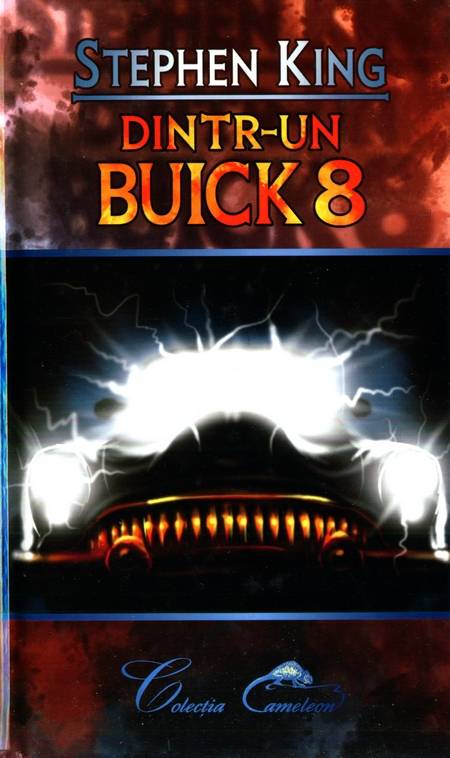 Stephen King - Dintr-un Buick 8