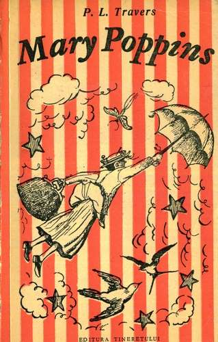 P.L. Travers - Mary Poppins