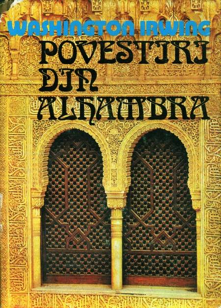Washington Irwing - Povestiri din Alhambra