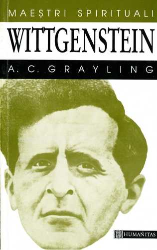 A.C. Grayling - Wittgenstein